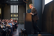 SIR NICHOLAS SEROTA, The £100,000 Art Fund Prize for the Museum of the Year,   Tate Modern, London. 1 July 2015