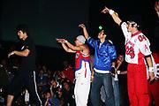 UK B-Boy Championships, Brixton, London 2005.