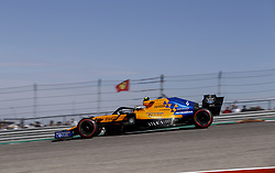 November 3, 2019, Austin, United States of America: Motorsports: FIA Formula One World Championship 2019, Grand Prix of United States, ..#4 Lando Norris (GBR, McLaren F1 Team) (Credit Image: © Hoch Zwei via ZUMA Wire)
