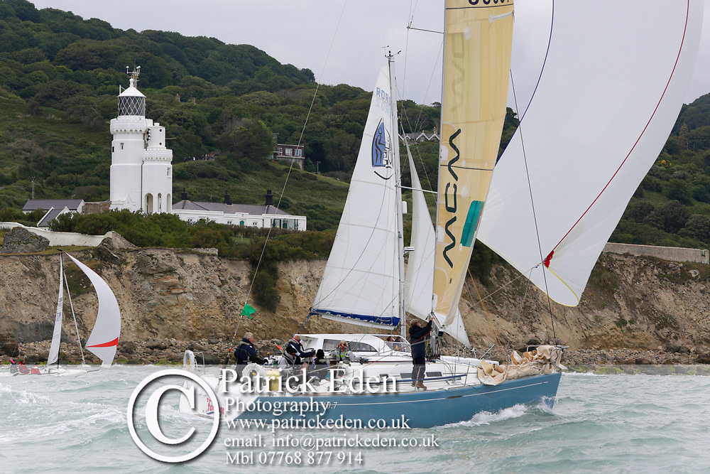 2017, July 1, Round the island Race, Round the Island Race, UK, Isle of Wight, Cowes, MCM FANDANGO, GBR 6693T,