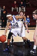 Oklahoma City Men's Basketball vs Wayland Baptist.SAC Tournament, Semifinals.March 8, 2008