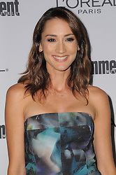 Bree Turner bei der 2016 Entertainment Weekly Pre Emmy Party in Los Angeles / 160916<br /> <br /> ***2016 Entertainment Weekly Pre-Emmy Party in Los Angeles, California on September 16, 2016***