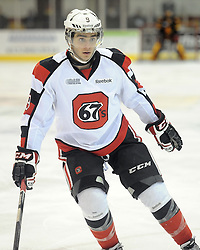 Andrew Abbou-Assaly of the Ottawa 67's. Photo by Aaron Bell/OHL Images