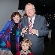 NLD/Rotterdam/20110202 - Boekpresentatie Mr. Finney door pr. Laurentien, dominee Huub Oosterhuis en partner