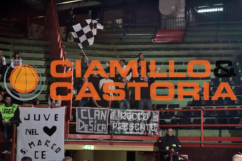 DESCRIZIONE : Caserta Lega A1 2008-09 Eldo Caserta Carife Ferrara<br /> GIOCATORE : Tifosi Supporters Fan Carife Ferrara<br /> SQUADRA : Carife Ferrarra<br /> EVENTO : Campionato Lega A1 2008-2009 <br /> GARA : Eldo Caserta Carife Ferrara<br /> DATA : 15/03/2009<br /> CATEGORIA : tifosi<br /> SPORT : Pallacanestro <br /> AUTORE : Agenzia Ciamillo-Castoria/A.De Lise