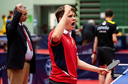 BOHEAS Mateo (FRA) during Team events at Day 4 of 16th Slovenia Open - Thermana Lasko 2019 Table Tennis for the Disabled, on May 11, 2019, in Dvorana Tri Lilije, Lasko, Slovenia. Photo by Vid Ponikvar / Sportida