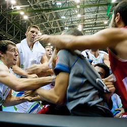 20130804: SLO, Basketball - EuroBasket 2013 warm-up match, Slovenia vs Turkey