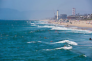 El Segundo, CA, Edison Power Plant, Manhattan, Beach, CA, Southwestern, Los Angeles, County,
