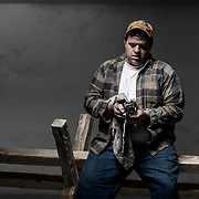 UVU SOA Laramie Project promo shots in the studio on the campus of Utah Valley University in Orem, Utah, Wednesday Nov. 28, 2018. (August Miller, UVU Marketing)