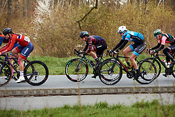 Tanja Erath (GER) at Healthy Ageing Tour 2019 - Stage 5, a 124.3 km road race in Midwolda, Netherlands on April 14, 2019. Photo by Sean Robinson/velofocus.com