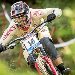 UCI Mountain Bike Downhill World Cup, Fort William, 3 June 2018