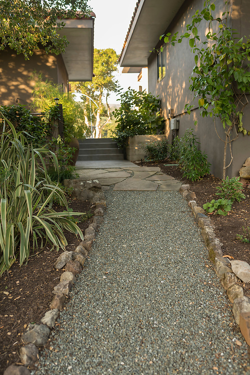 Garden's by Baumgratz Landscape and Design showing overall layout and individual plant combinations.