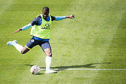 June 21, 2018 - Gent, BELGIUM - Gent's Mamadou Sylla pictured in action during a training session of Belgian soccer team KAA Gent, ahead of the 2018-2019 Jupiler Pro League season, Thursday 21 June 2018, in Gent. BELGA PHOTO JASPER JACOBS (Credit Image: © Jasper Jacobs/Belga via ZUMA Press)