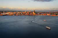 Elliott Bay, Seattle