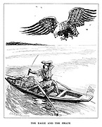 The Eagle and the Pirate