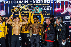 "Gennady ""GGG"" Golovkin vs. Willie Monroe Jr."