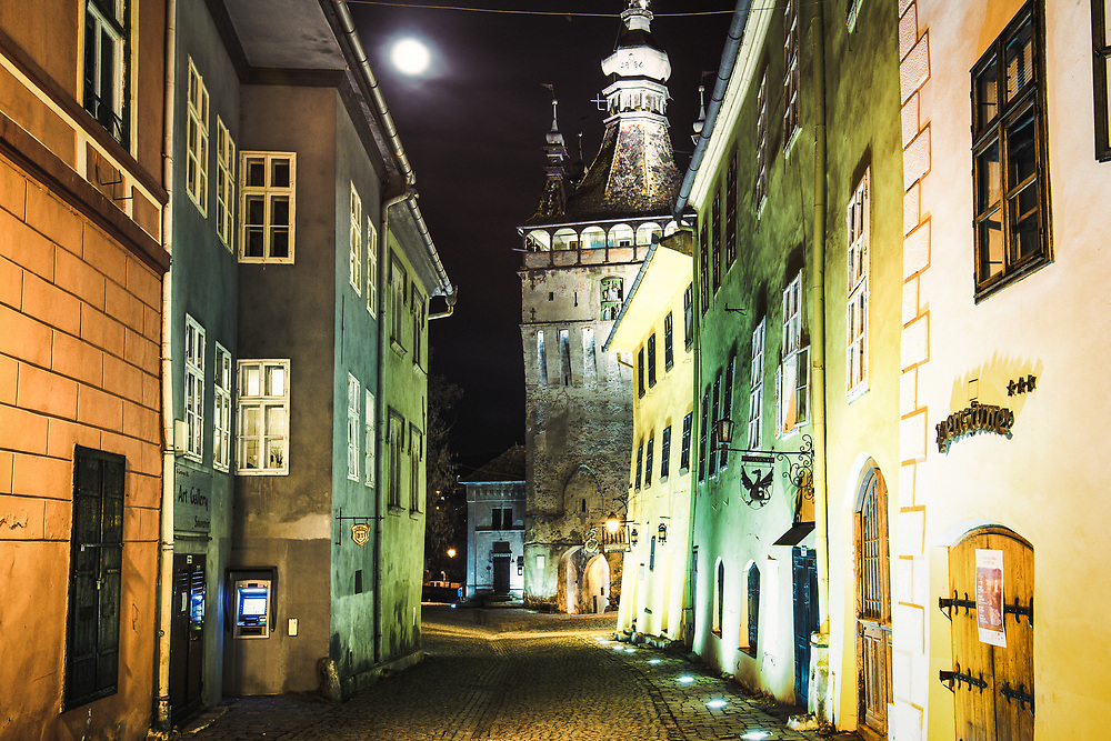 Historic Centre of Sighișoara, Romania