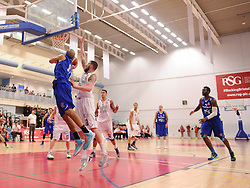 Bristol Flyers' Greg Streete  - Photo mandatory by-line: Joe Meredith/JMP - Mobile: 07966 386802 - 21/02/2015 - SPORT - Basketball - Bristol - SGS Wise Campus - Bristol Flyers v Plymouth Uni Raiders - British Basketball League