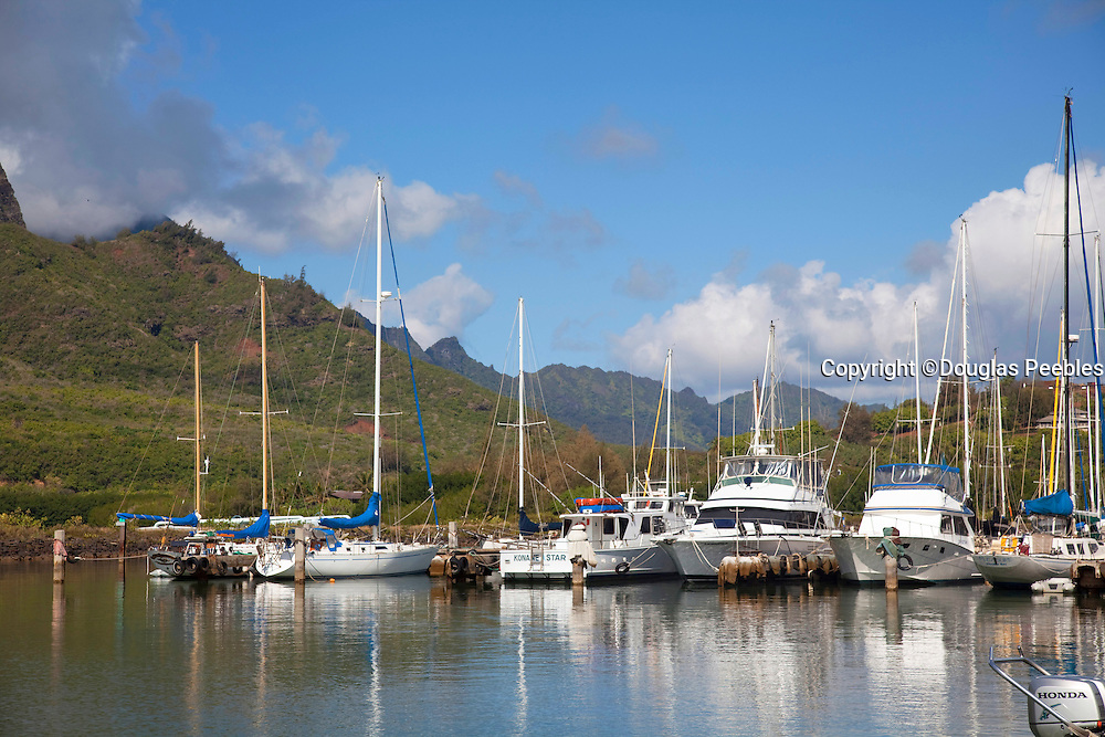 Nawiliwili Harbor, Kauai, Hawaii
