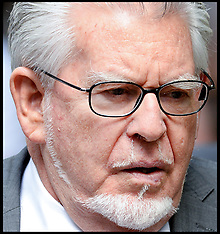 FILE PHOTO - Entertainer Rolf Harris has applied for permission to appeal against his conviction