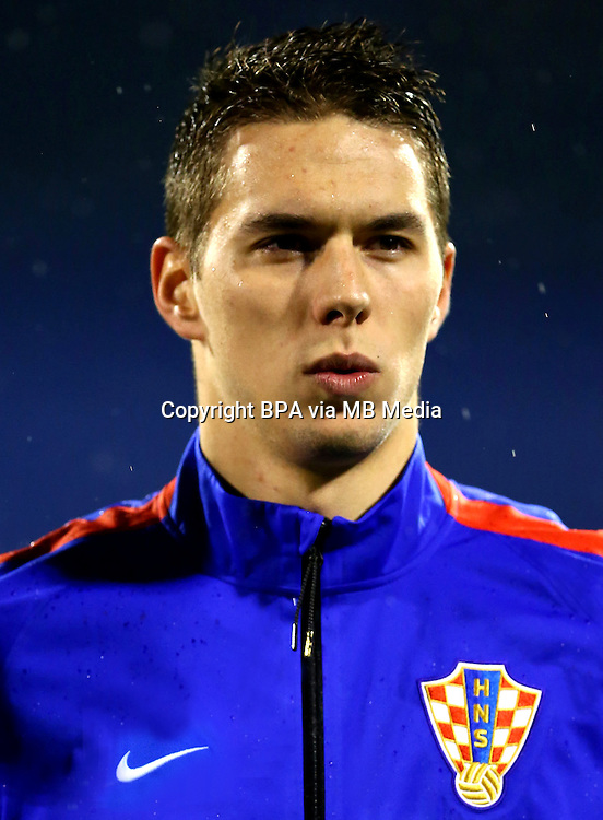 Uefa Euro FRANCE 2016 - <br /> Croatia National Team - <br /> Marko Pjaca