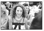 Marisa Berenson. Couture shows. Paris. 1992 approx.© Copyright Photograph by Dafydd Jones 66 Stockwell Park Rd. London SW9 0DA Tel 020 7733 0108 www.dafjones.com