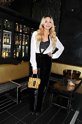 ZARA MARTIN at the Johnnie Walker Gold Label Reserve Launch Party at Whisky Mist, 35 Hertford Street, London on 18th July 2012.