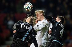 20141102 FC København-Sønderjyske Superliga fodbold