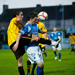 Queen of the South v Partick Thistle | Scottish Division One  | 12 Novenmber 2011