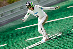 Rok Tarman from Slovenia during Ski Jumping Continental Cup Kranj 2018, on July 8, 2018 in Kranj, Slovenia. Photo by Urban Urbanc / Sportida