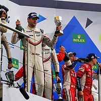 LMGTE Pro Podium, 6 hours of Nurburgring 2017, 16/07/2017,