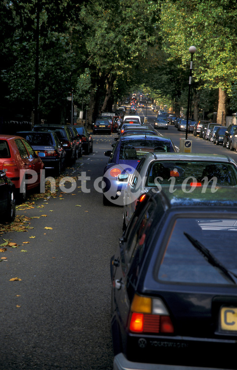 Traffic jam UK