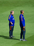 training nederlands elftal