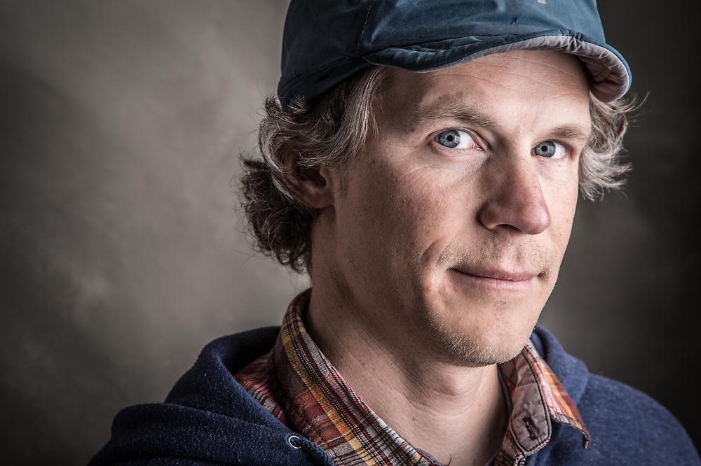 Photographer, Nathaniel Wilder, Anchorage