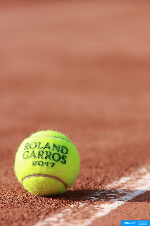 2017 French Open Tennis Tournament Roland Garros Paris France