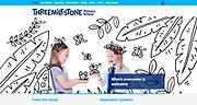 PROJECT: WEBSITE AND PRINT // DESIGN: SAMES AND LITTLEJOHNS www.sameslittlejohns.co.uk