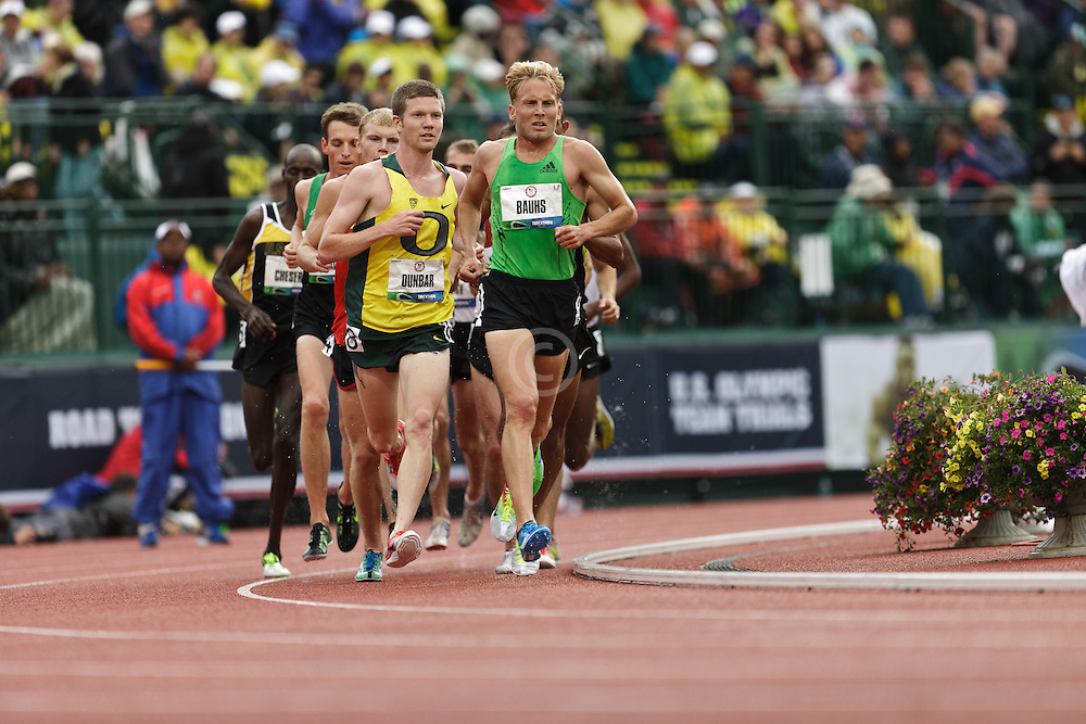 Olympic Trials Eugene 2012