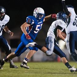 Prep. Football - Reno High School v. Damonte Ranch High School (092114)