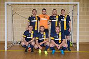 Wattcell Futsal Club (Edinburgh) in the Scottish Futsal Finals day semi final at Perth College, Perth, Photo: David Young<br /> <br />  - &copy; David Young - www.davidyoungphoto.co.uk - email: davidyoungphoto@gmail.com