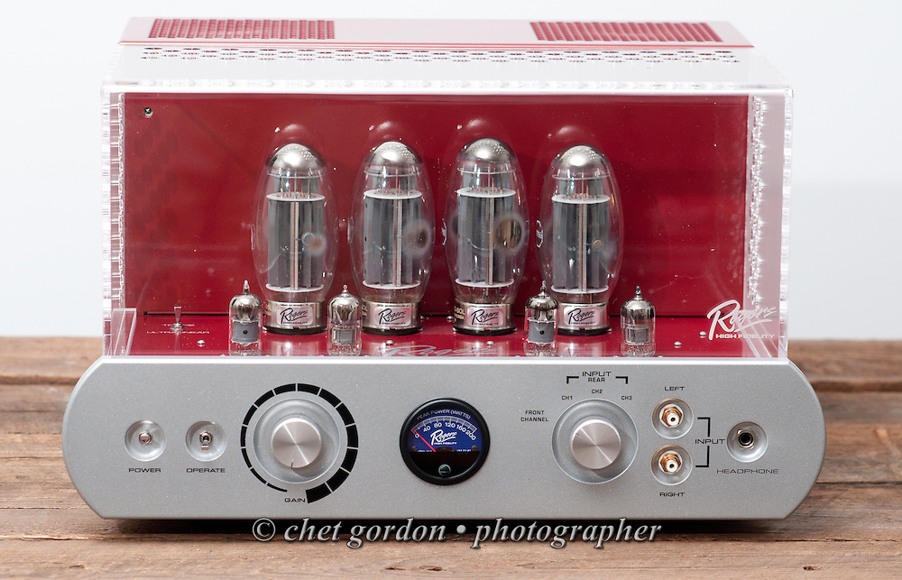 EHF - 200 amplifier photographed at Rogers High Fidelity in Warwick, NY on Wednesday, July 29, 2015.  © Chet Gordon • Photographer