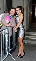 Kierston Wareing, Attitude Magazine - 20th Birthday Party, Grosvenor House Hotel, London UK, 29 March 2014, Photo by Brett D. Cove