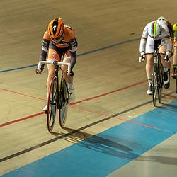 22-12-2019: Wielrennen: NK Baan Omnium: Apeldoorn <br />Amy Pieters
