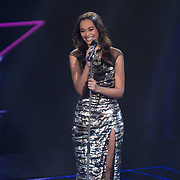 NLD/Hilversum/20151211 - 2e Liveshow The Voice of Holland, TVOH, Romy Monteiro