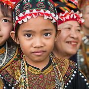Rukai Aboriginal Children, Pingtung, Taiwan