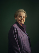 Madeleine Albright for Zeitung Mag