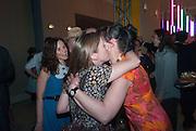 LOUISA WILSON; JESSICA VOORSANGER, Tate Summer party. Tate Britian, Millbank. London. 28 May 2012