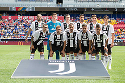 July 28, 2018 - Harrison, New Jersey, United States - Juventes team starting 11 during the International Champions Cup at Red Bull Arena in Harrison, NJ.  Juventes vs Benfica (Credit Image: © Mark Smith via ZUMA Wire)