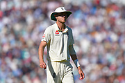 Stuart Broad of England during the 5th International Test Match 2019 match between England and Australia at the Oval, London, United Kingdom on 13 September 2019.