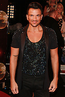 Peter Andre, Strictly Come Dancing 2015 - Red Carpet Launch, Elstree Studios, Elstree UK, 01 September 2015, Photo by Brett D. Cove