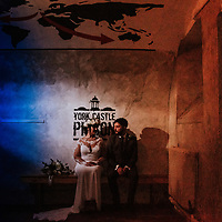 Inside Out. Outside In ~ Josh & Emily's York Castle Museum Wedding